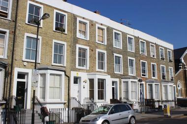 Two Double Bedrooms at Westbourne Road, Islington, 8AU