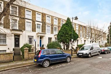 Two double Bedrooms at Cleveland Road, N1, 3ES