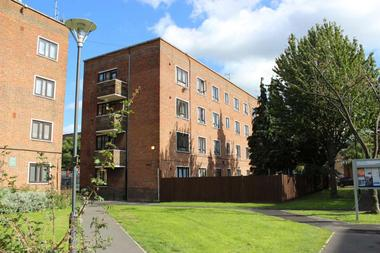 Two Double Bedrooms at Kerridge Court, Kingsland, 4AL