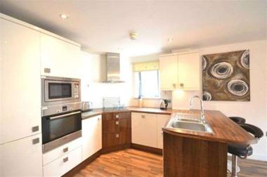 Two Bedrooms at Park Place, Islington, 3JU