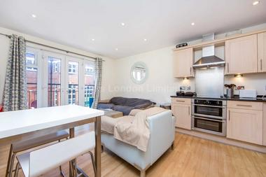 Wonderful secure modern development in the heart of Wimbledon at COMPTON ROAD, WIMBLEDON, SW19, 7QA