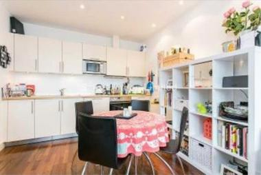 Lovely open plan kitchen at Franciscan Road, Tooting Bec, SW17, 8DZ