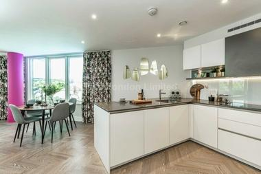 Luxurious specification apartment at The Glasshouse at London Square Caledonian Road, London, N7 9BQ, 9BQ
