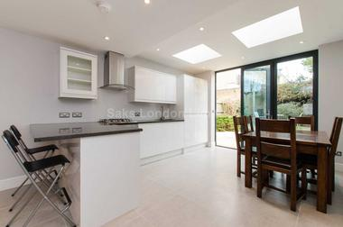 Two bedroom family house at Cowick Road, Upper Tooting, 8LH